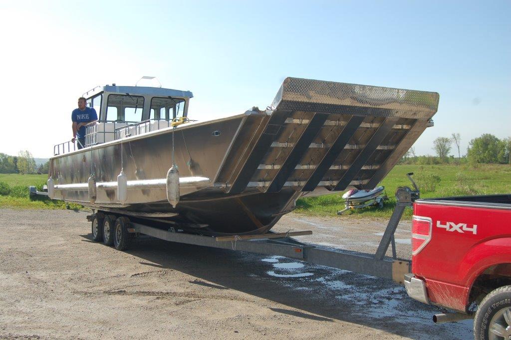 Henley High Speed Landing Craft | Henley | Aluminum Boat ...