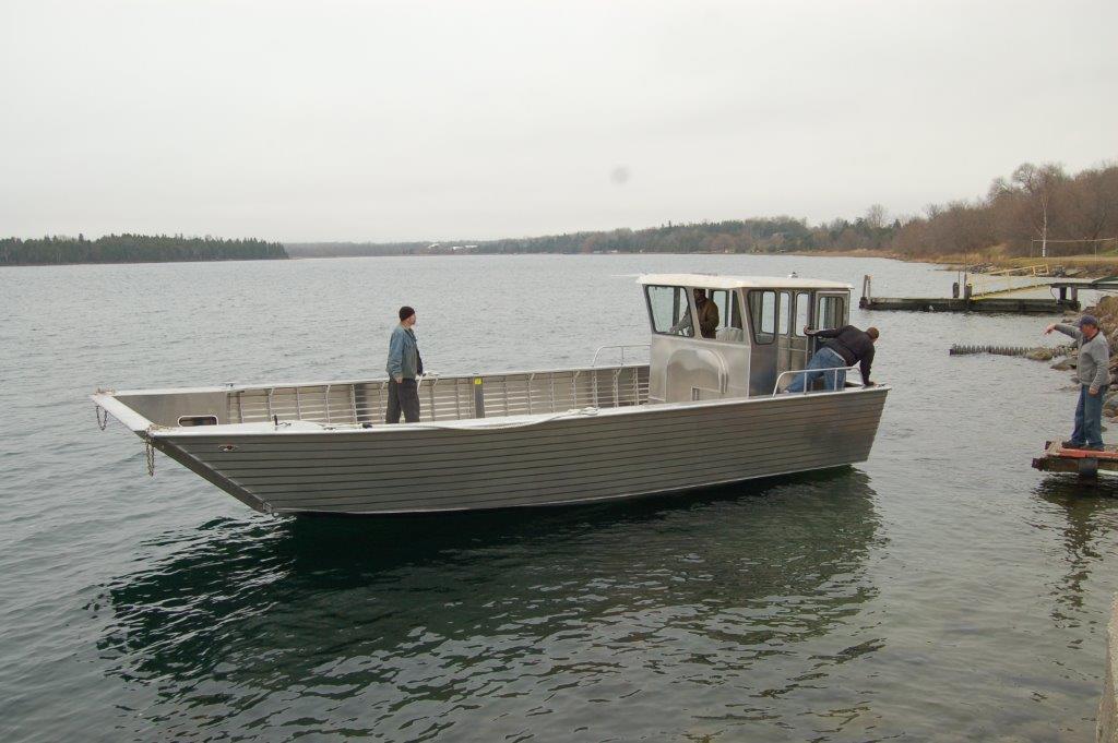 Henley High Speed Landing Craft Henley Aluminum Boat