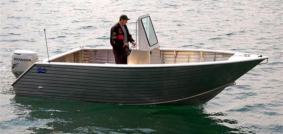 Welded Aluminum Boats | Henley | Aluminum Boat Manufacturing