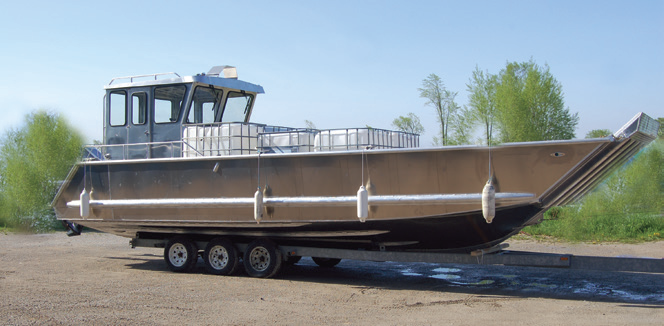 Henley High Speed Landing Craft | Henley | Aluminum Boat